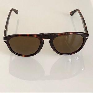 Persol 649 24/57 Havana Brown Polarized Sunglasses